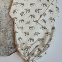 knoop slaapzakje olifant