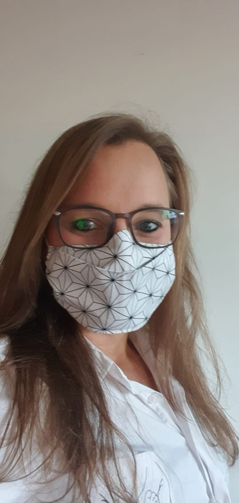 voorbeeld mondmasker