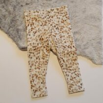 natural dots legging maat 50