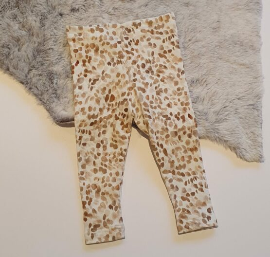 natural legging maat 50